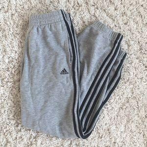 Adidas Grey Sweats